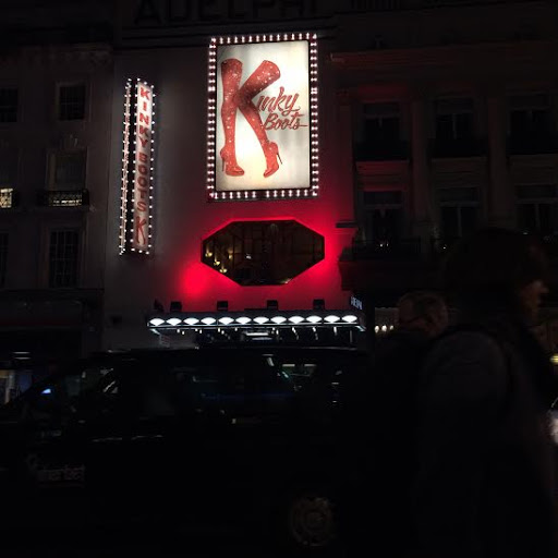 Kinky Boots: My first Theatre Review