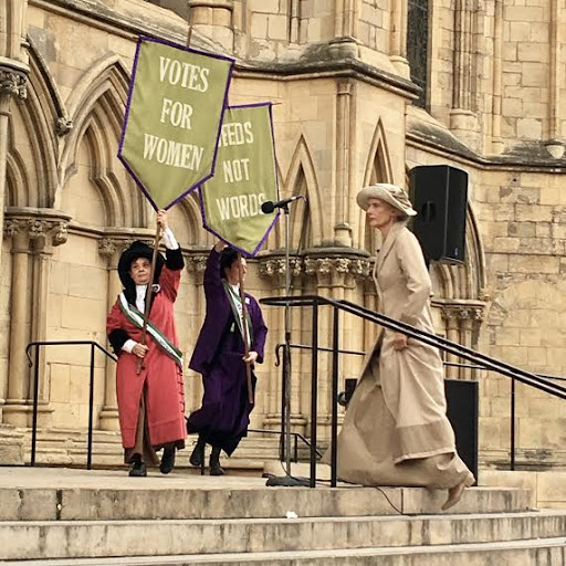 Everything Is Possible: The York Suffragettes – Theatre Review