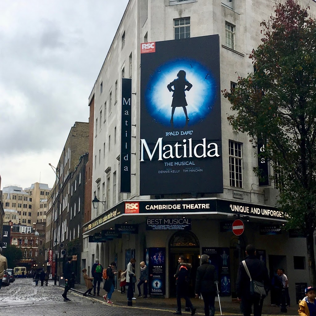 matilda sign