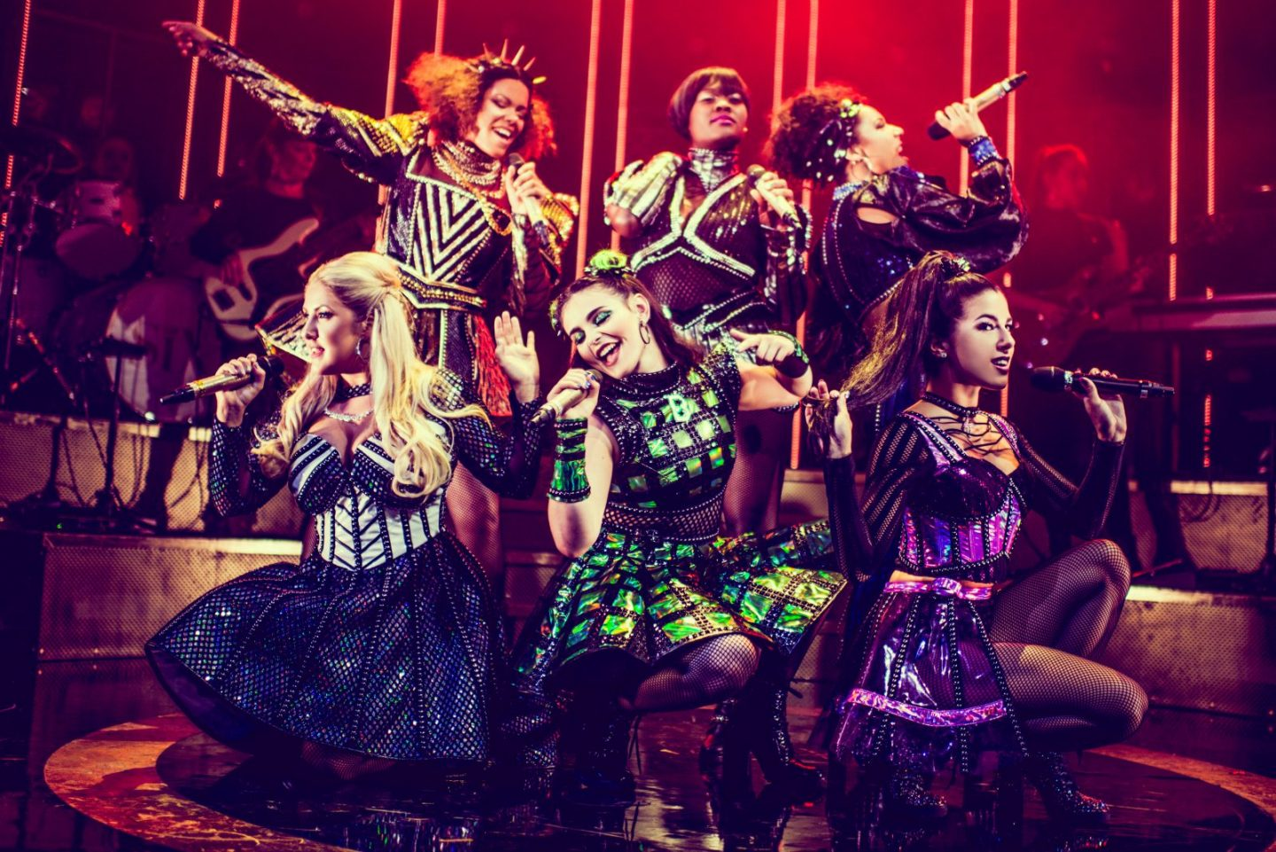 Six The Musical at the Arts Theatre London
