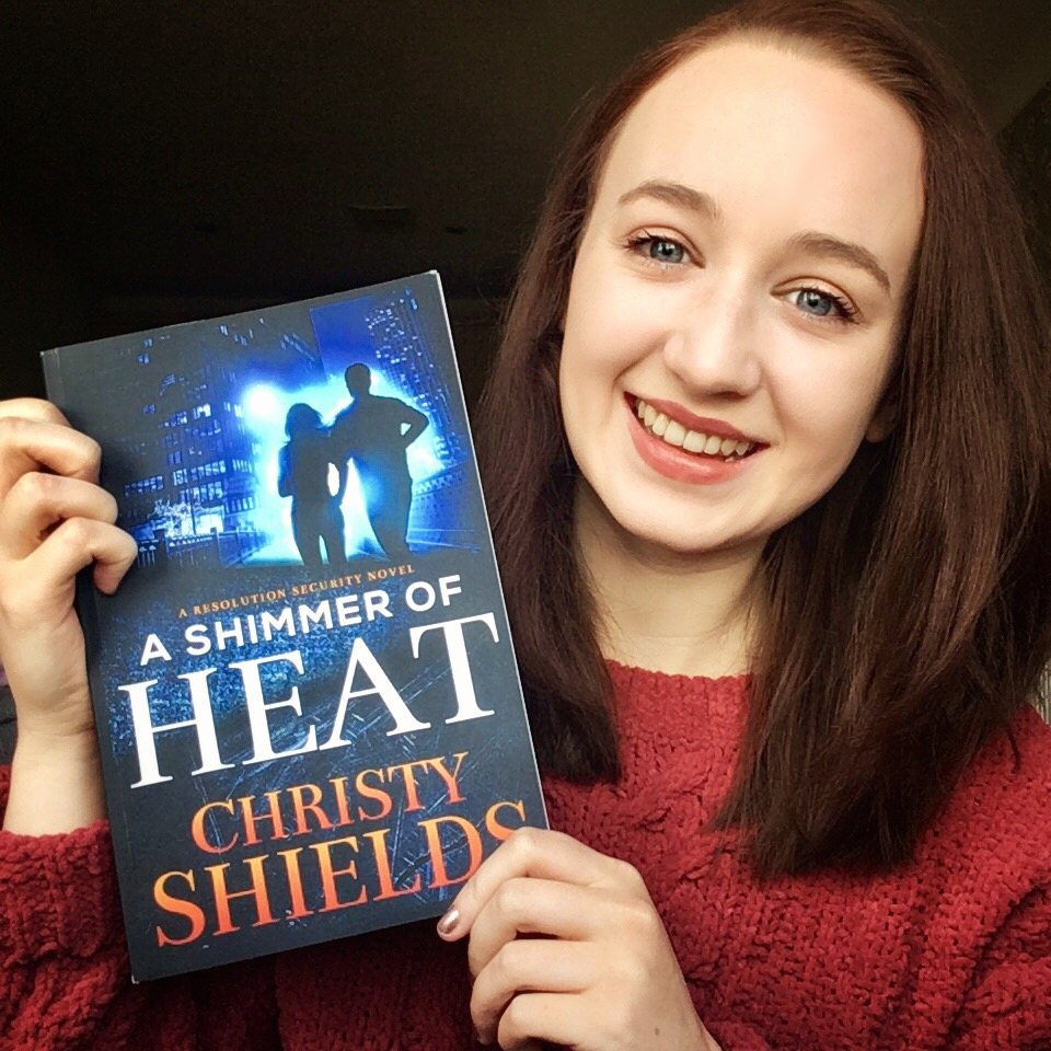 A Shimmer Of Heat, and a chat with Christy Shields [AD]