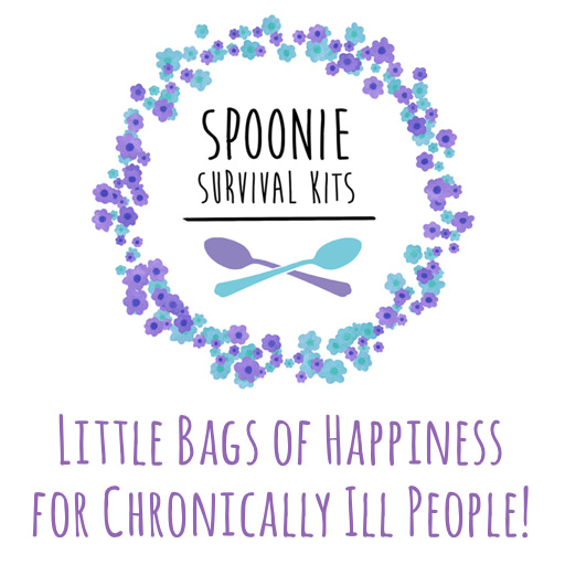 Spoonie Survival Kits - Little Bags of Happiness for Chronically Ill People!