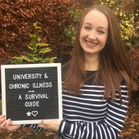 University and Chronic Illness: A Survival Guide. My Debut Non-Fiction Book!