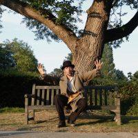 York's Park Bench Theatre Presents First Love by Samuel Beckett