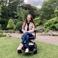 Using A Wheelchair Has Helped Me To Walk