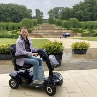 Alnwick By Wheelchair – Adventures In Alnwick Castle And The Alnwick Garden [AD]